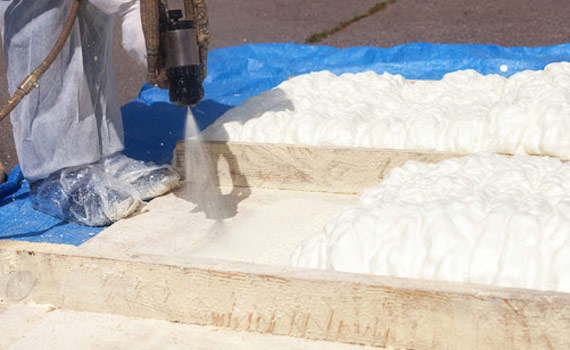 The Pros & Cons of Spray Foam