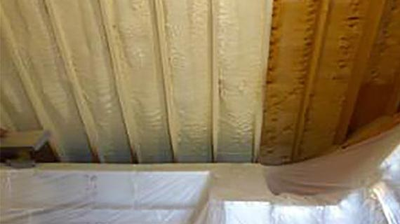 Spray Foam vs. Rigid Foam